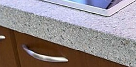 Terrazzo bordplade