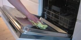 Rengøring af opvaskemaskiner