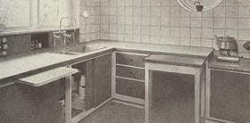 Køkkenindretning som i de gode gamle dage