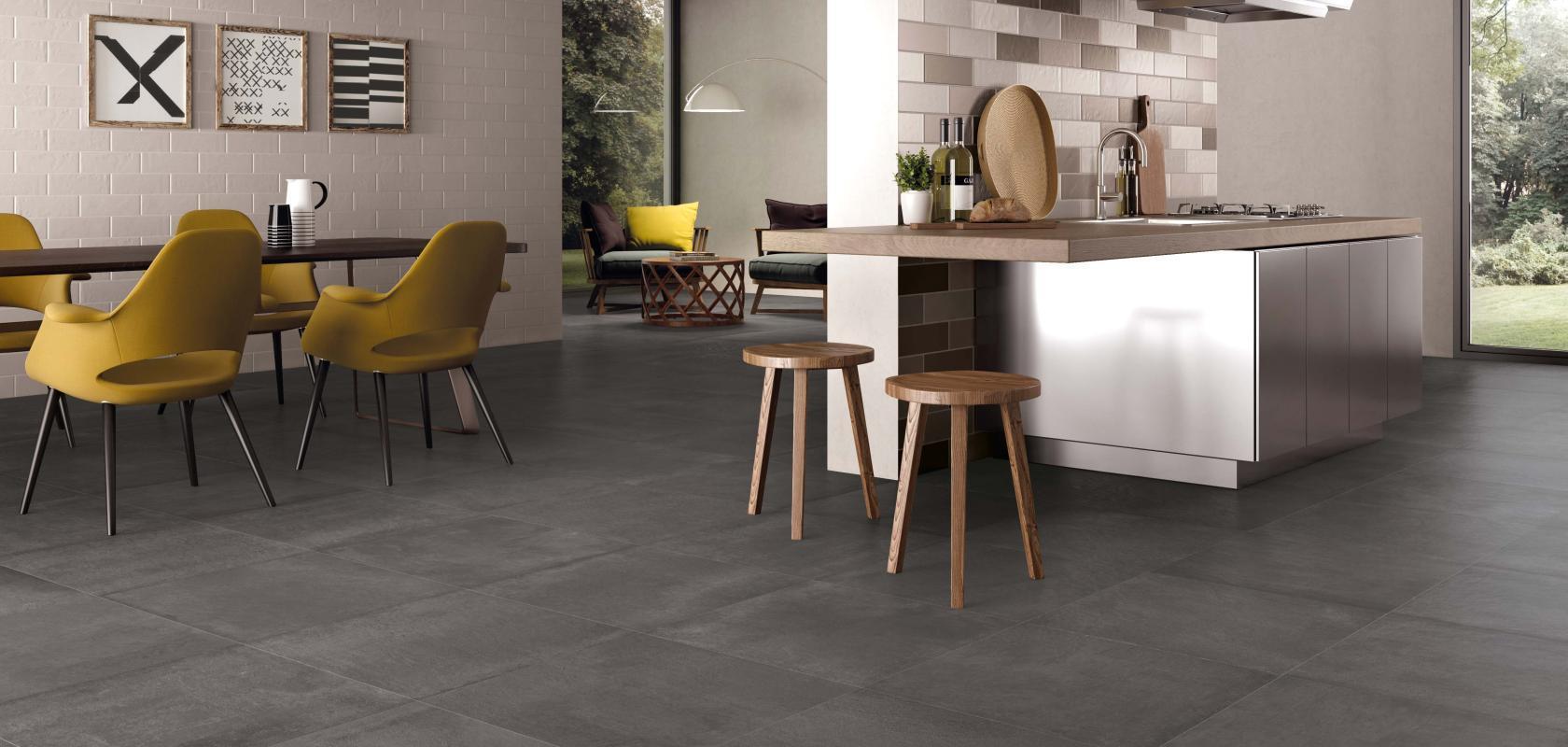 Fuldend dit køkken med det helt rigtige gulv