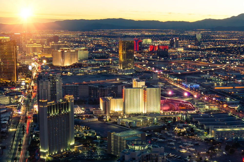 Top 3 vildeste spillesteder i Las Vegas