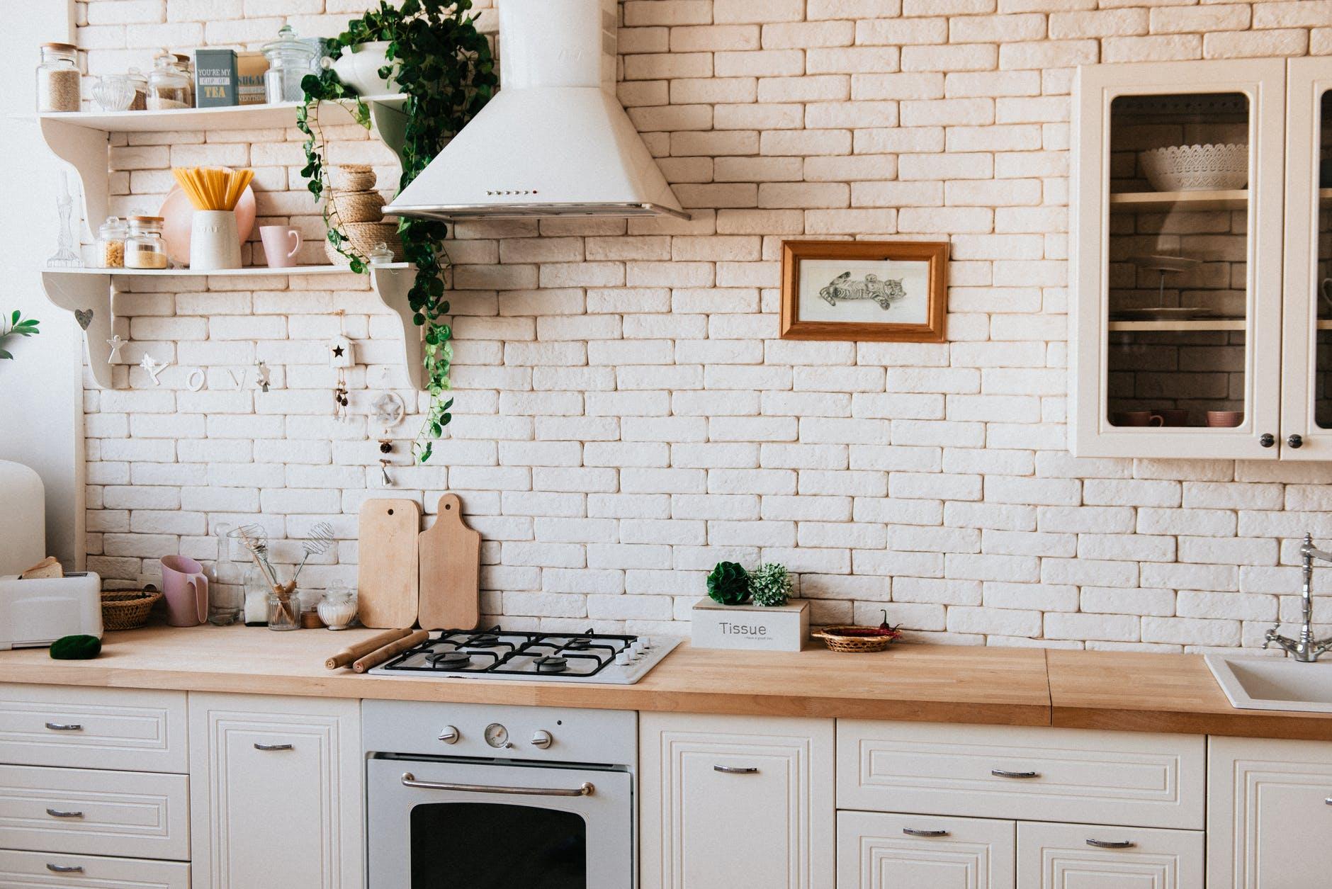 Gør dine køkkendrømme til virkelighed
